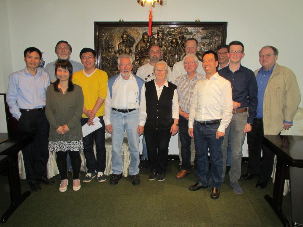 Hauptversammlung der Deutsch-Chinesischen Gesellschaft