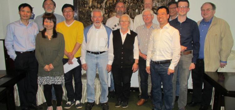 Deutsch-Chinesische Gesellschaft wählt neuen Vorstand