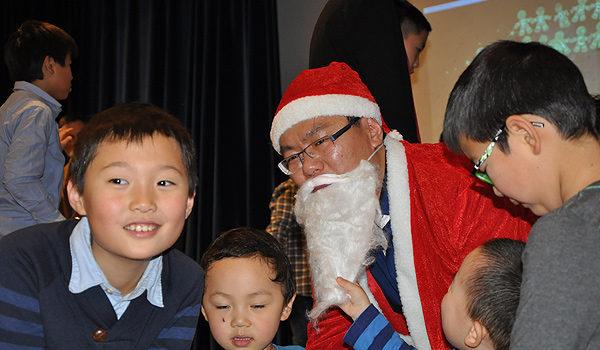 Deutsch-Chinesische Weihnachtsfeier