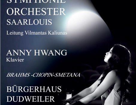 Heimspiel der saarländischen Pianistin