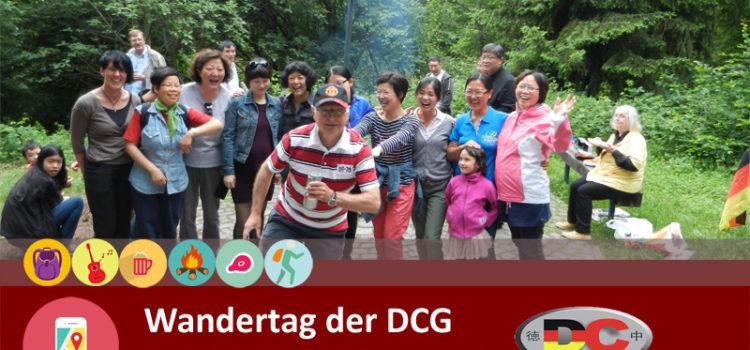 Wandertag der DCG
