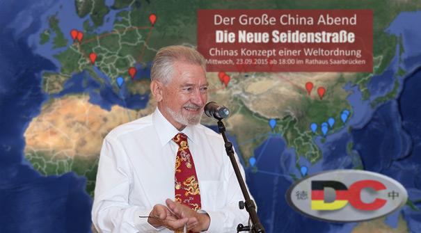 China Abend: Die Neue Seidenstraße