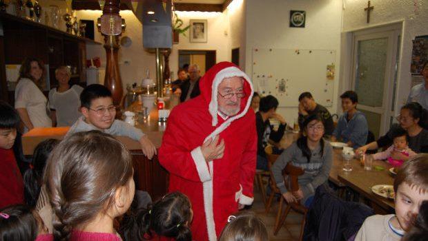 Weihnachtsfeier der Deutsch Chinesischen Gesellschaft Saar