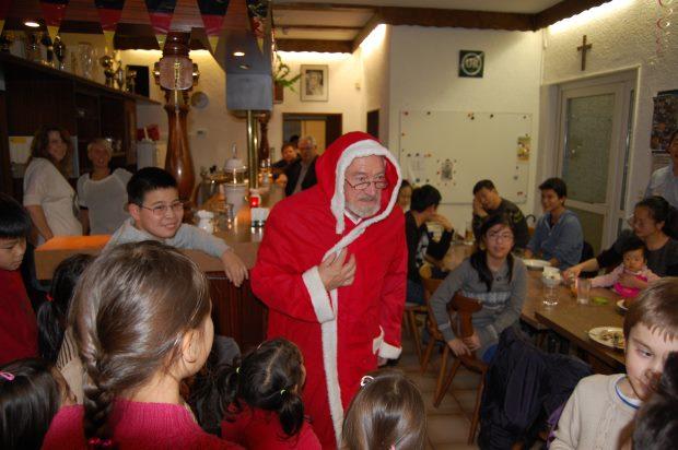 Weihnachtsfeier der DCG