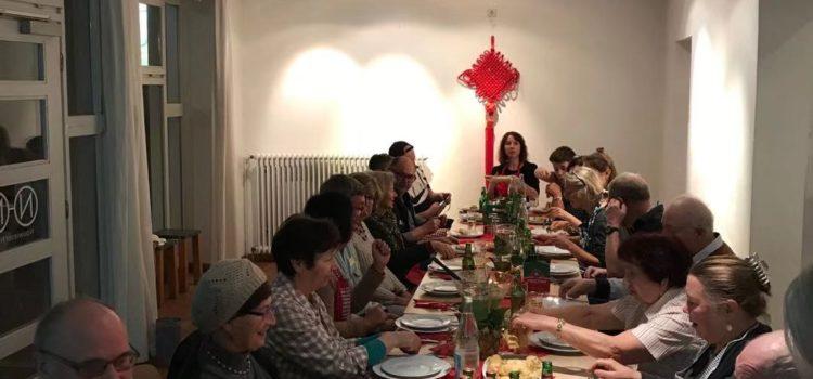 """""""中国文化与饮食之夜""""成功举办"""